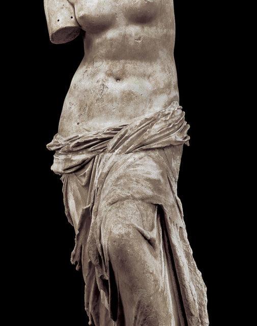 Теракотена фигурка на Афродита, западен некропол, II в., Пловдивски Археологически музей