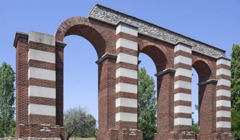 Акеведукт в Плловдив