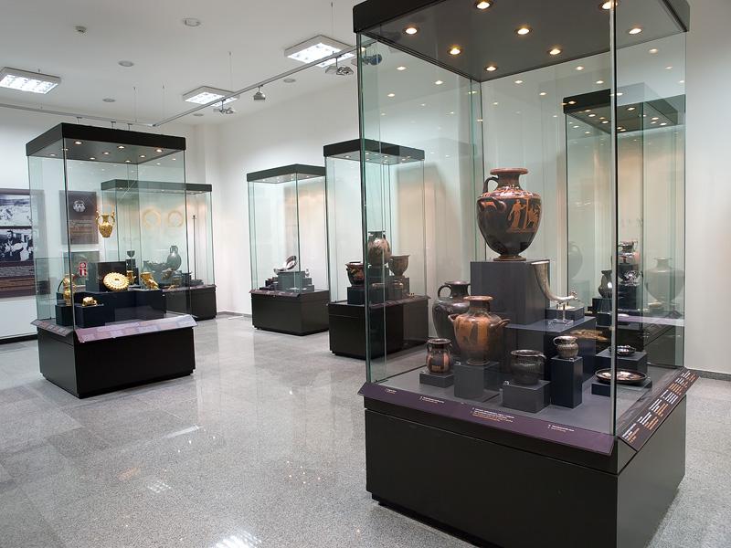 Колекция от археологическия музей в Пловдив